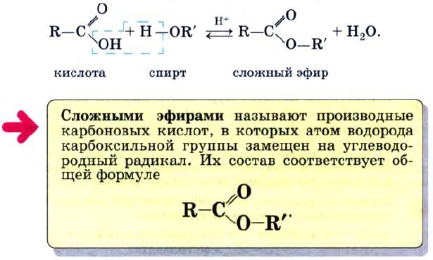 Доклад сложные эфиры по химии 3662