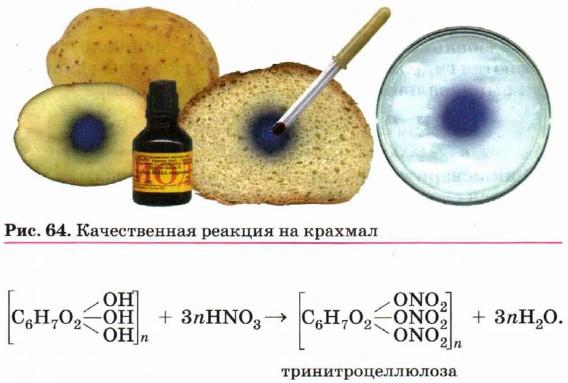 реакция на йод фото